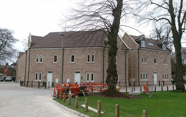 Keyworker Homes, Macclesfield New Build Project