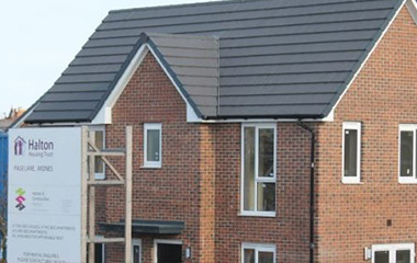Page Lane, Widnes New Build Project