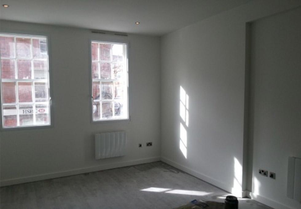 Stamford House, Altrincham inside